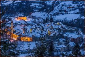 Colmars-les-Alpes, 04, Alpes-de-Haute-Provence, Paca, France // France, Paca, Alpes-de-Haute-Provence, 04, Colmars-les-Alpes